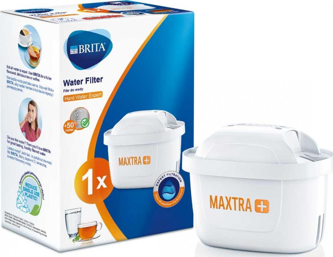 Wkład filtrujący Brita Maxtra+ Hard Water Expert 1 szt. (1038696) 1