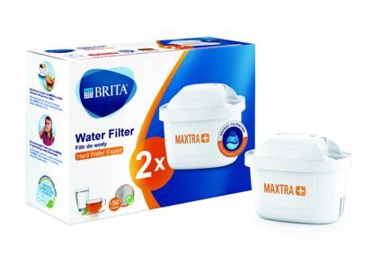 Wkład filtrujący Brita Maxtra+ Hard Water Expert 2 szt. (1038698) 1