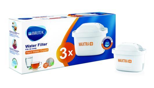 Wkład filtrujący Brita Maxtra+ Hard Water Expert 3 szt. (1038700) 1