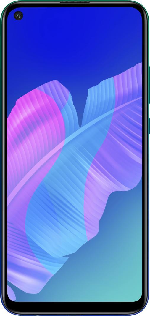 Smartfon Huawei P40 Lite E 64 GB Dual SIM Turkusowo-granatowy  (51095DCG) 1