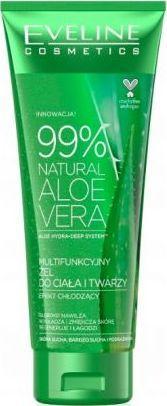 Eveline Żel multifunkcyjny aloesowy 99% Aloe Vera Shooting Gel 250ml 1