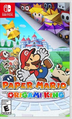 Paper Mario: Origami King Nintendo Switch 1