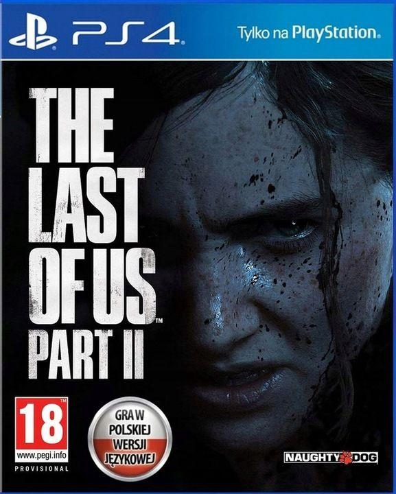 The Last of Us Part II PS4 1