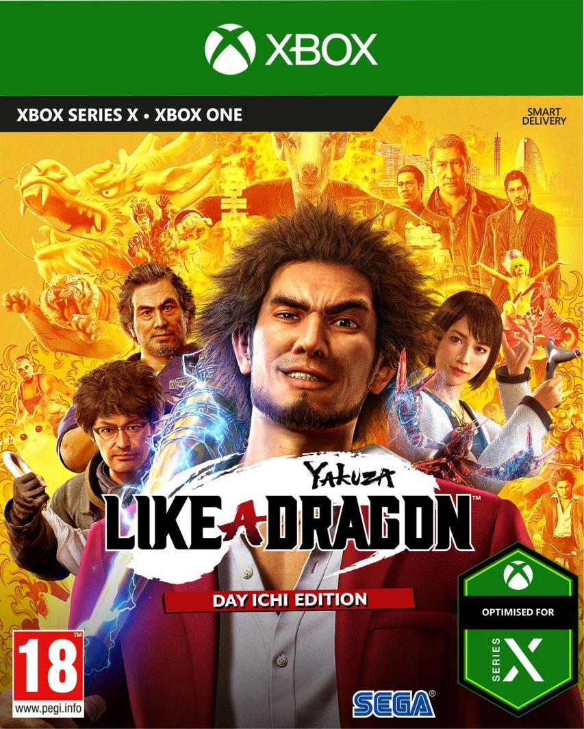 Yakuza: Like a Dragon Xbox One 1