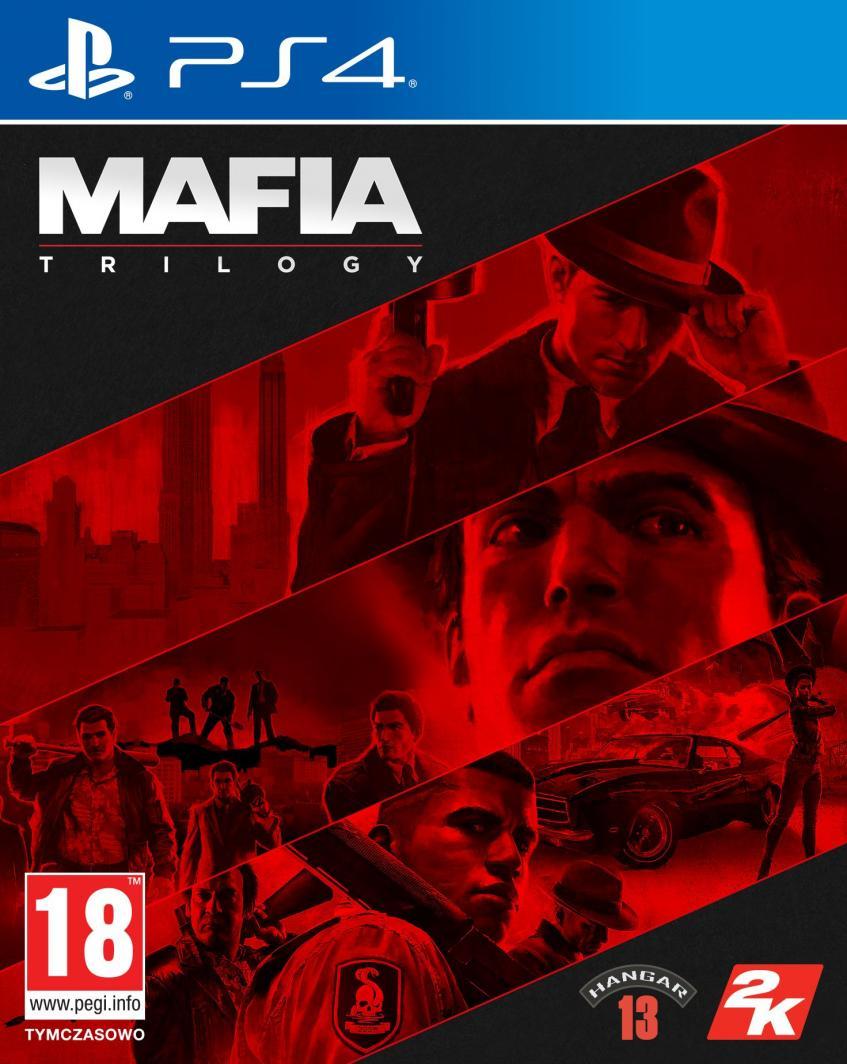 Mafia: Trylogia PS4 1