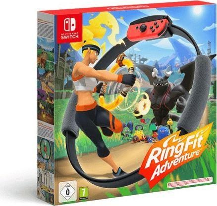 Ring Fit Adventure Nintendo Switch 1