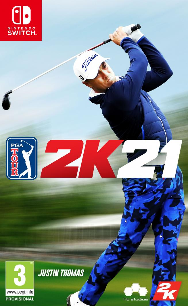 PGA Tour 2K21 Nintendo Switch 1