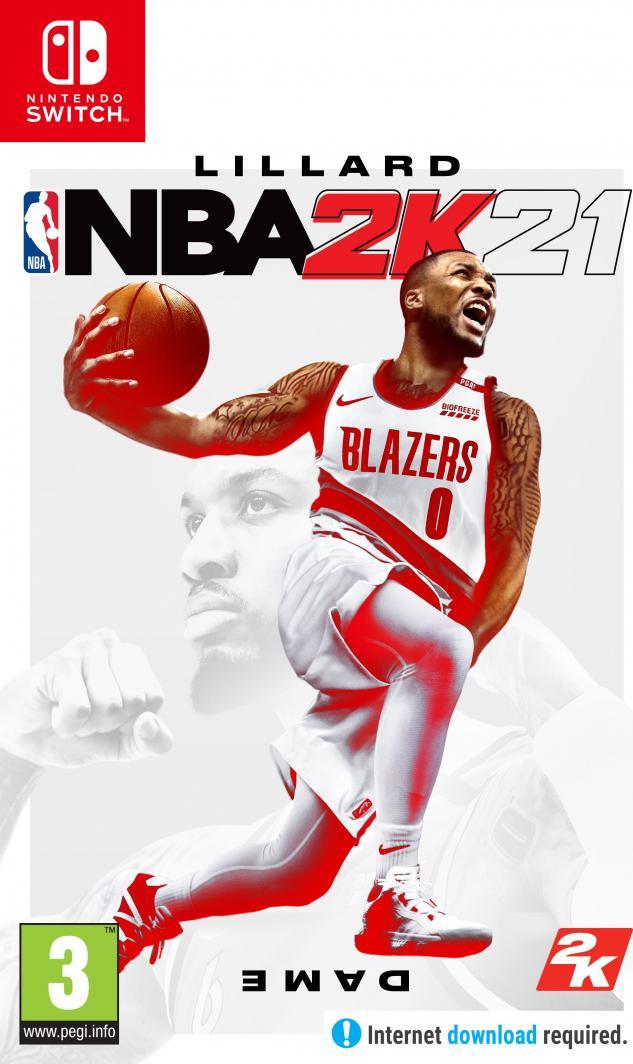 NBA 2K21 Nintendo Switch 1