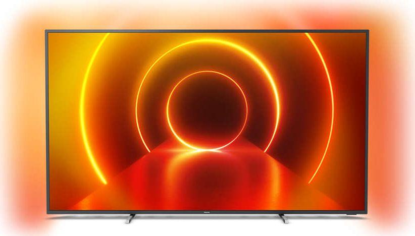 Telewizor Philips 58PUS7805/12 LED 58'' 4K Ultra HD SAPHI Ambilight 1