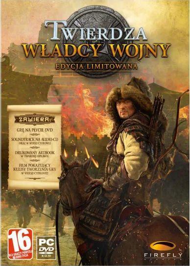 Twierdza: Władcy wojny – Edycja Limitowana PC 1