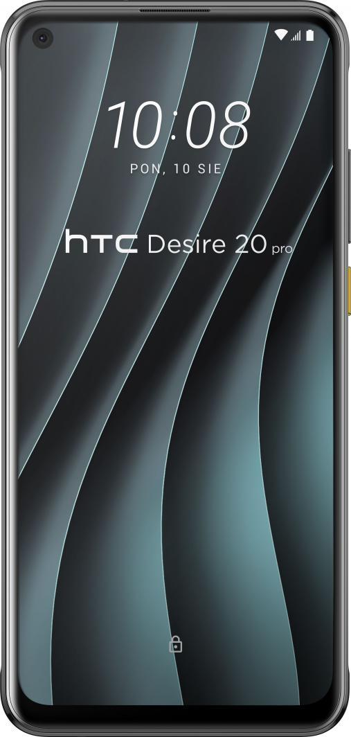 Smartfon HTC Desire 20 PRO Onyx Black 1