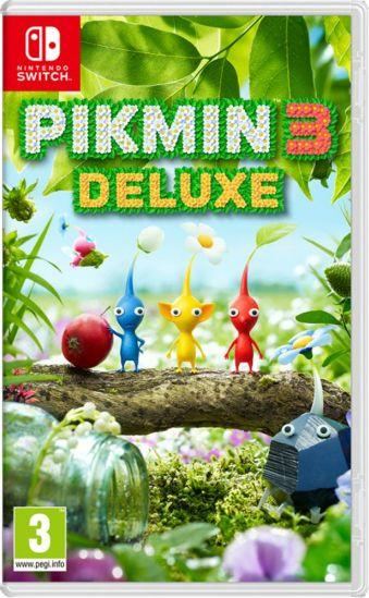 Pikmin 3 Deluxe Nintendo Switch 1