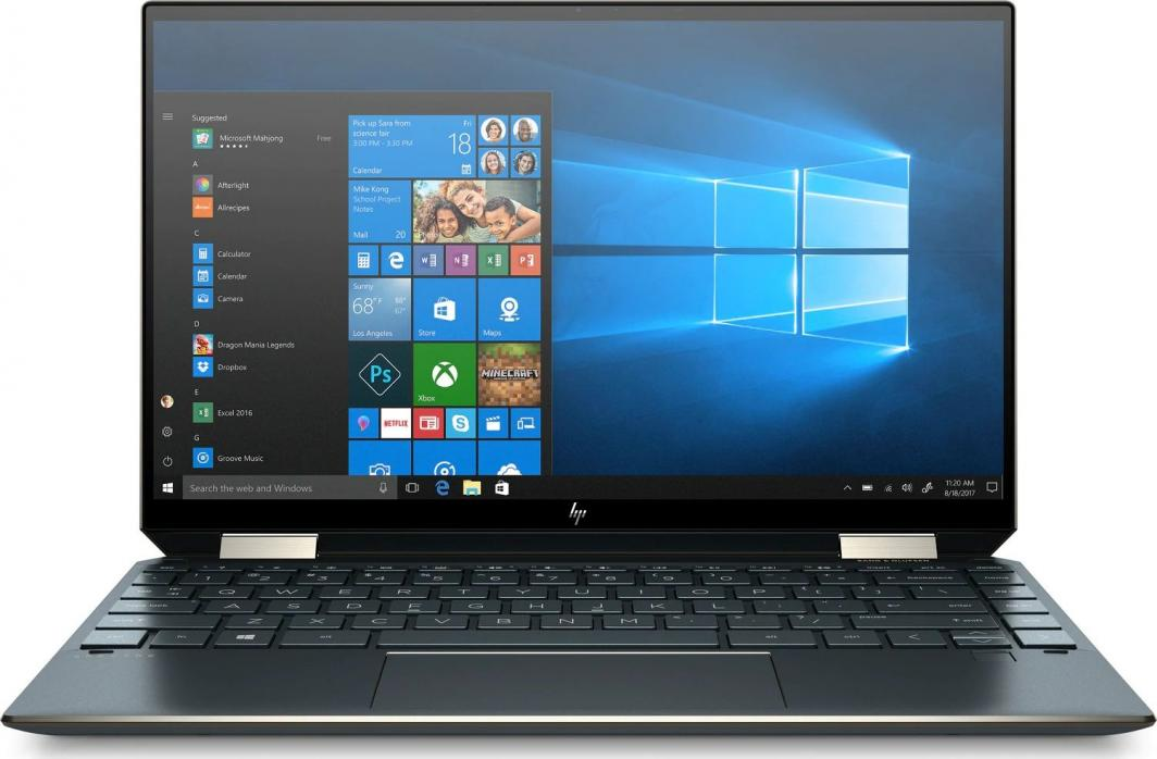Laptop HP Spectre x360 13-aw0027nw (225T6EA) 1