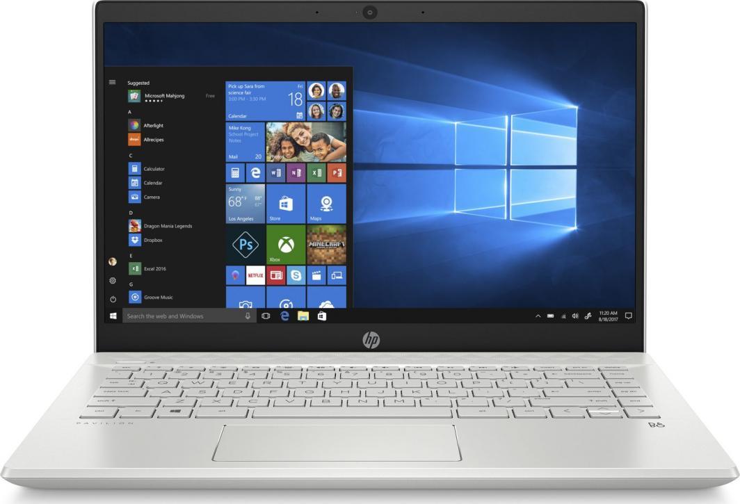 Laptop HP Pavilion 14-ce3015nw (225T9EA) 1