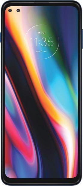 Smartfon Motorola Moto G 5G Plus 128 GB Dual SIM Niebieski  (                               ) 1
