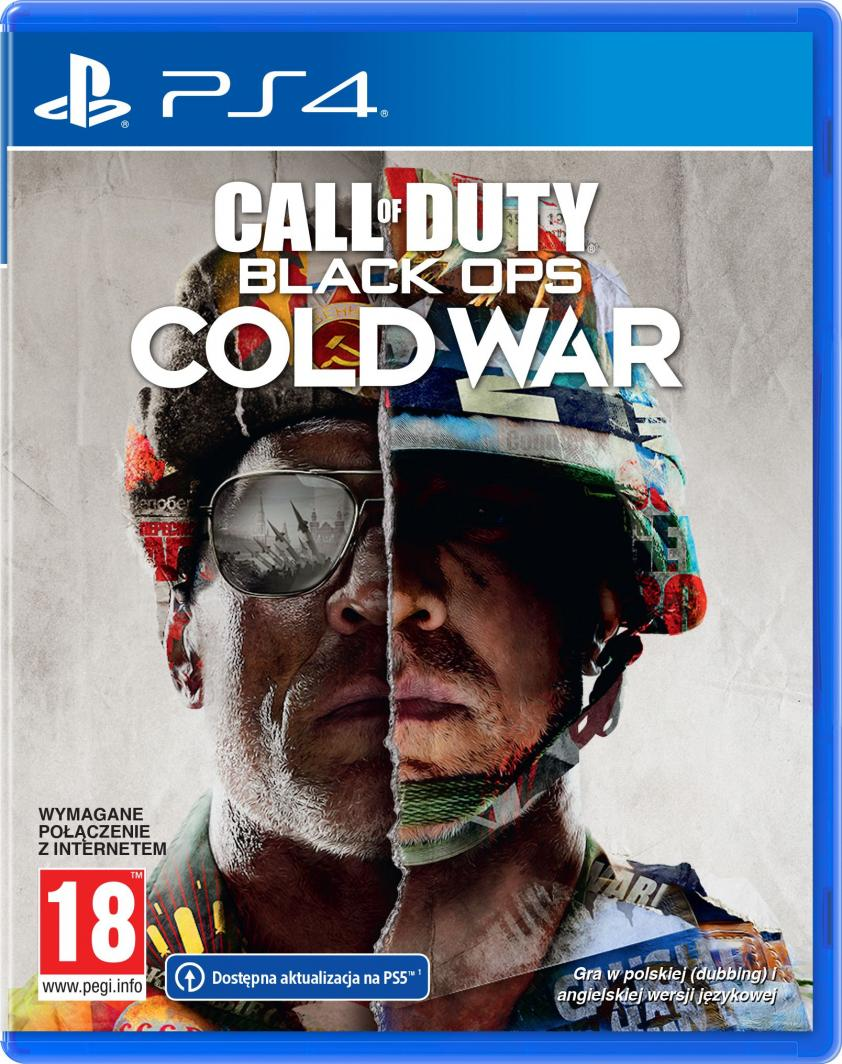 Call of Duty: Black Ops Cold War PS4 1