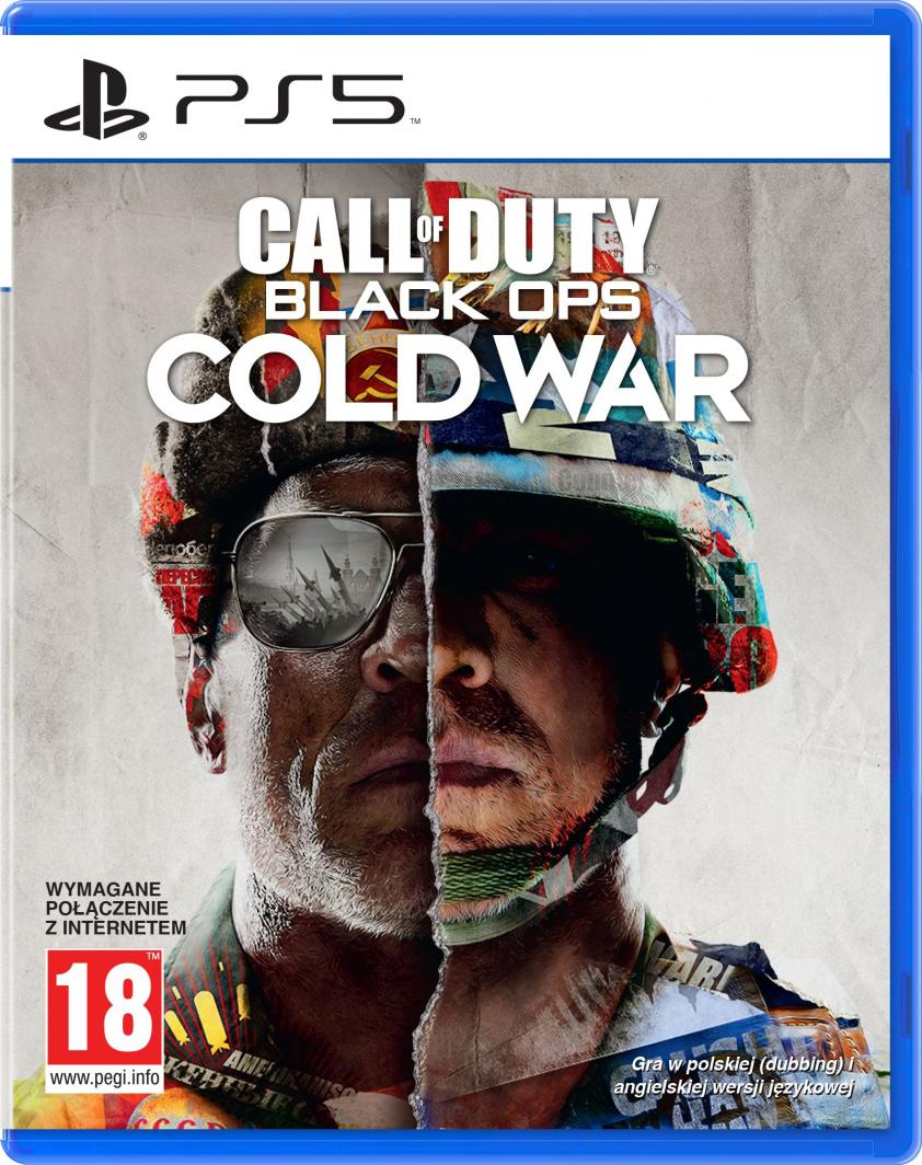 Call of Duty: Black Ops Cold War PS5 1