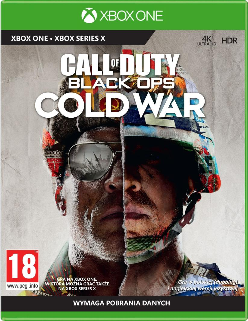 Call of Duty: Black Ops Cold War Xbox One 1