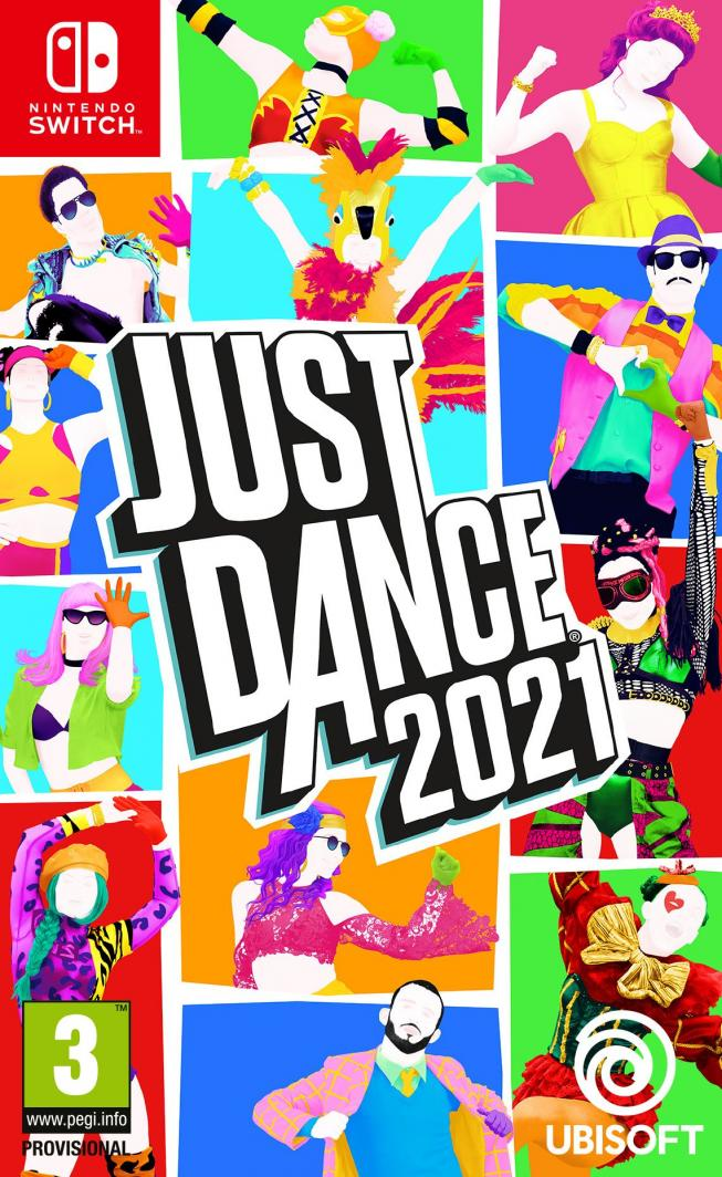 Just Dance 2021 1