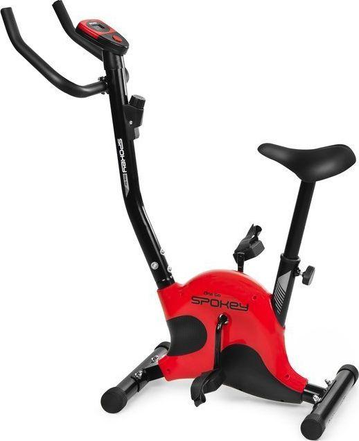 Spokey Rower treningowy Onego czerwony 1