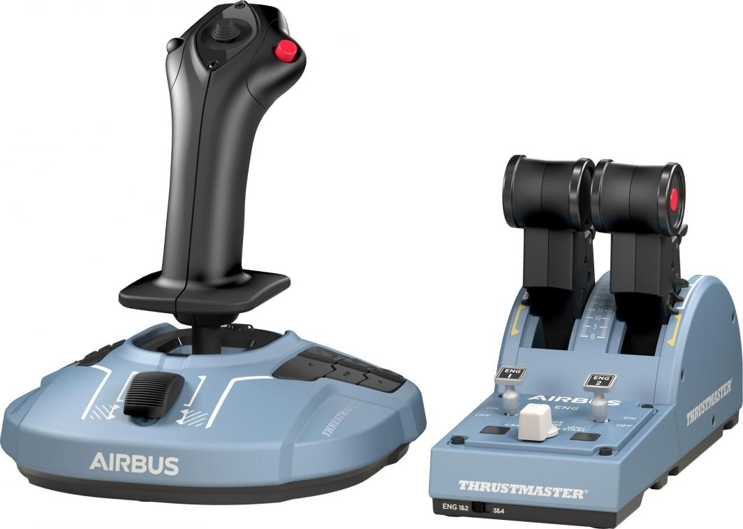 Joystick Thrustmaster TCA Officer Pack Airbus Edition (2960842) 1