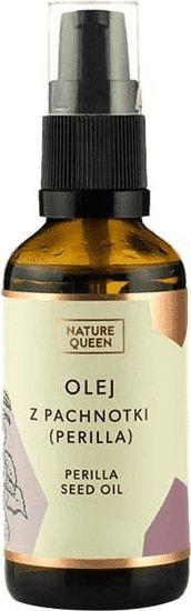 Nature Queen Olej z Pachnotki (perilla) 50ml 1