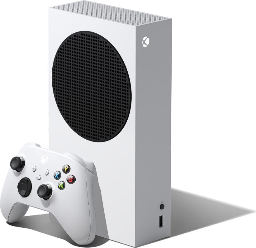Microsoft Xbox Series S 512GB (RRS-00010) 1