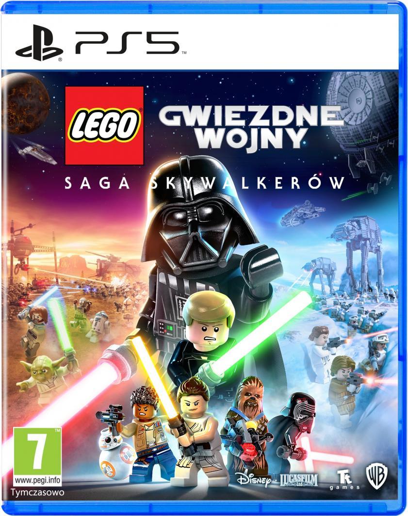 Lego Gwiezdne Wojny: Saga Skywalkerów PS5 1