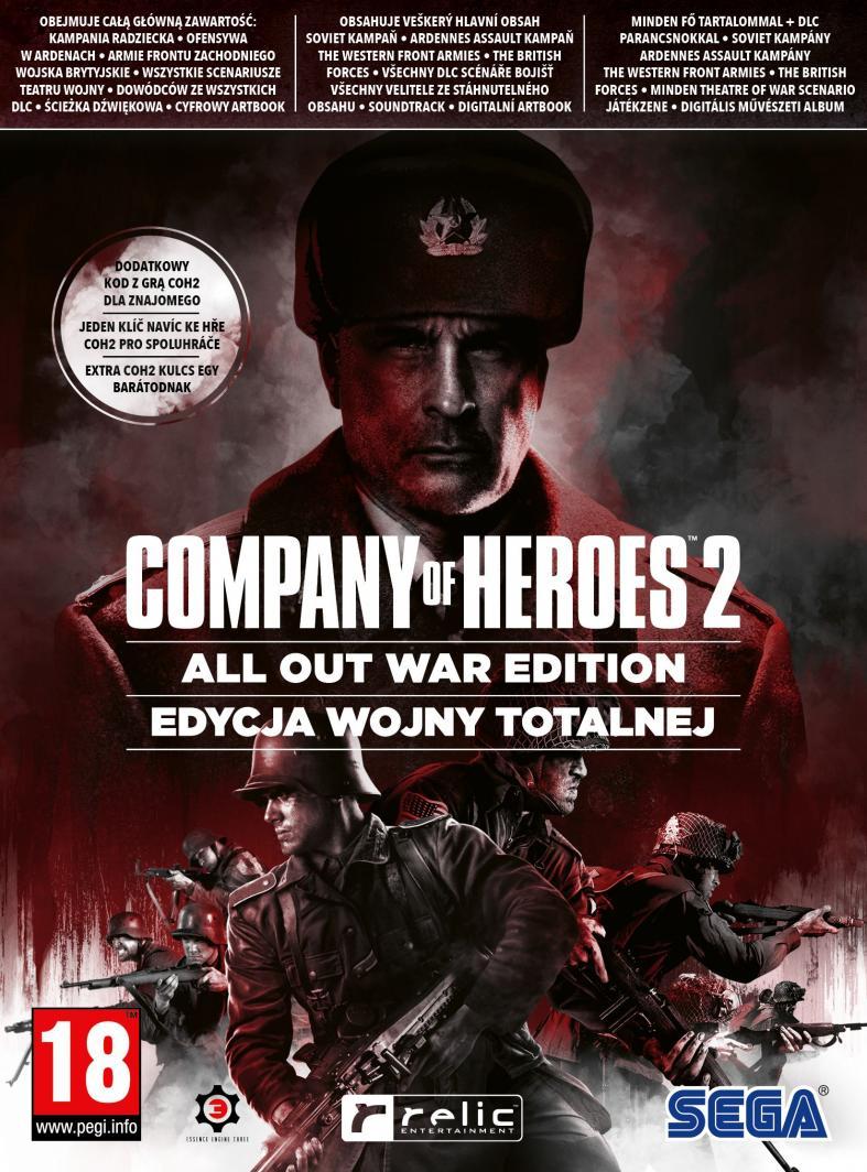 Company of Heroes 2: Edycja wojny totalnej PC 1