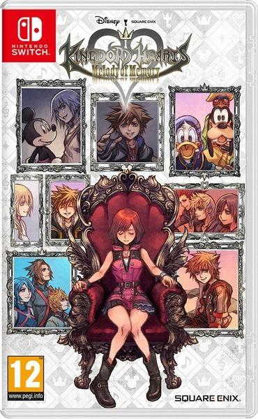 Kingdom Hearts: Melody of Memory Nintendo Switch 1