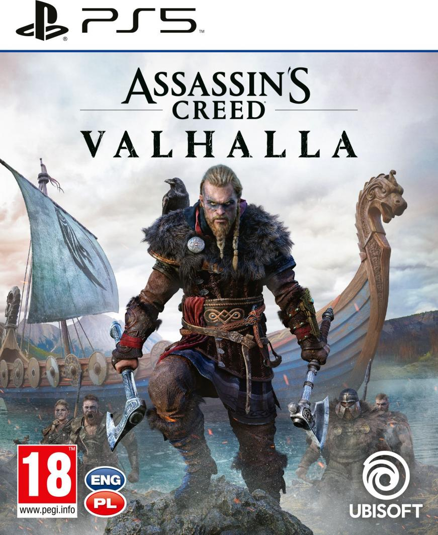 Assassin's Creed Valhalla PS5 1