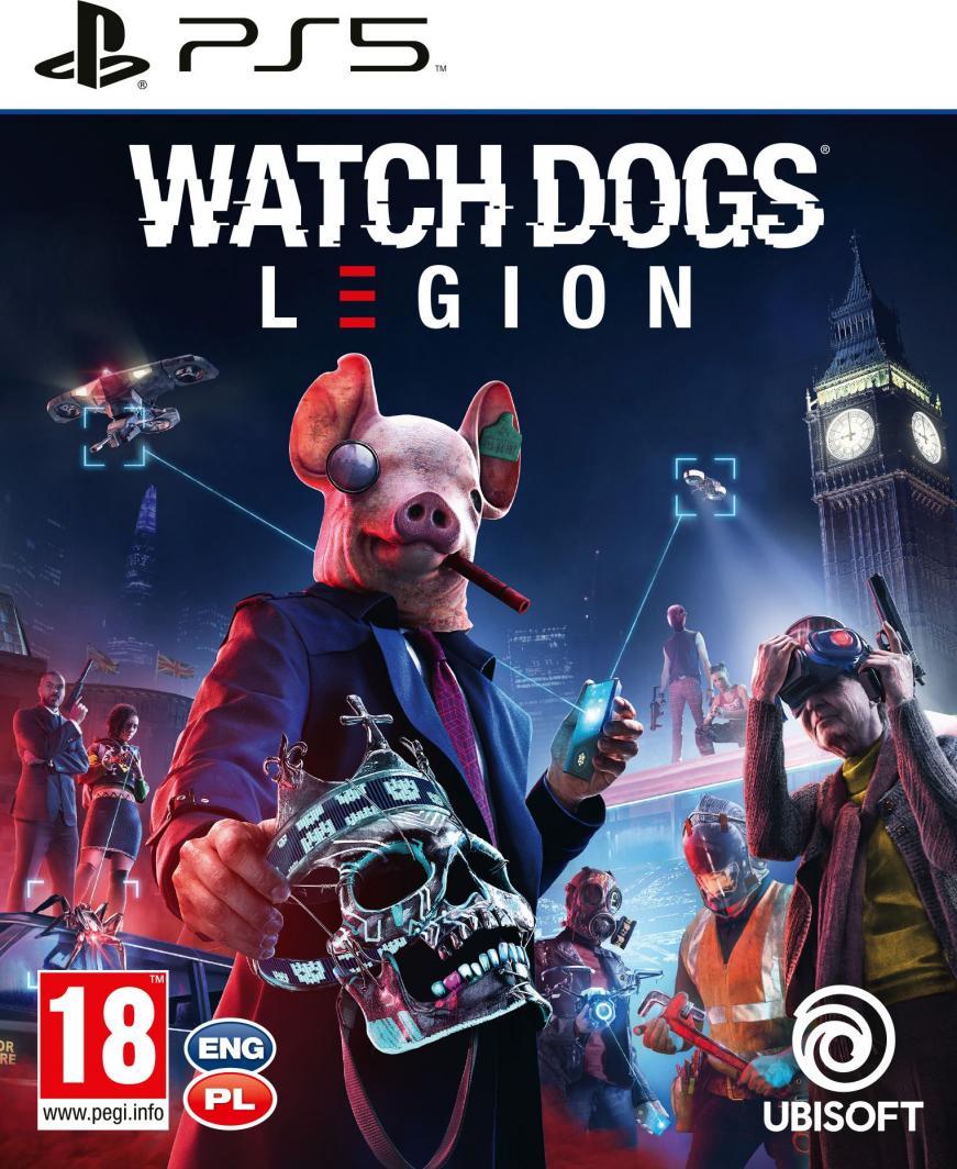 Watch Dogs Legion PS5 1