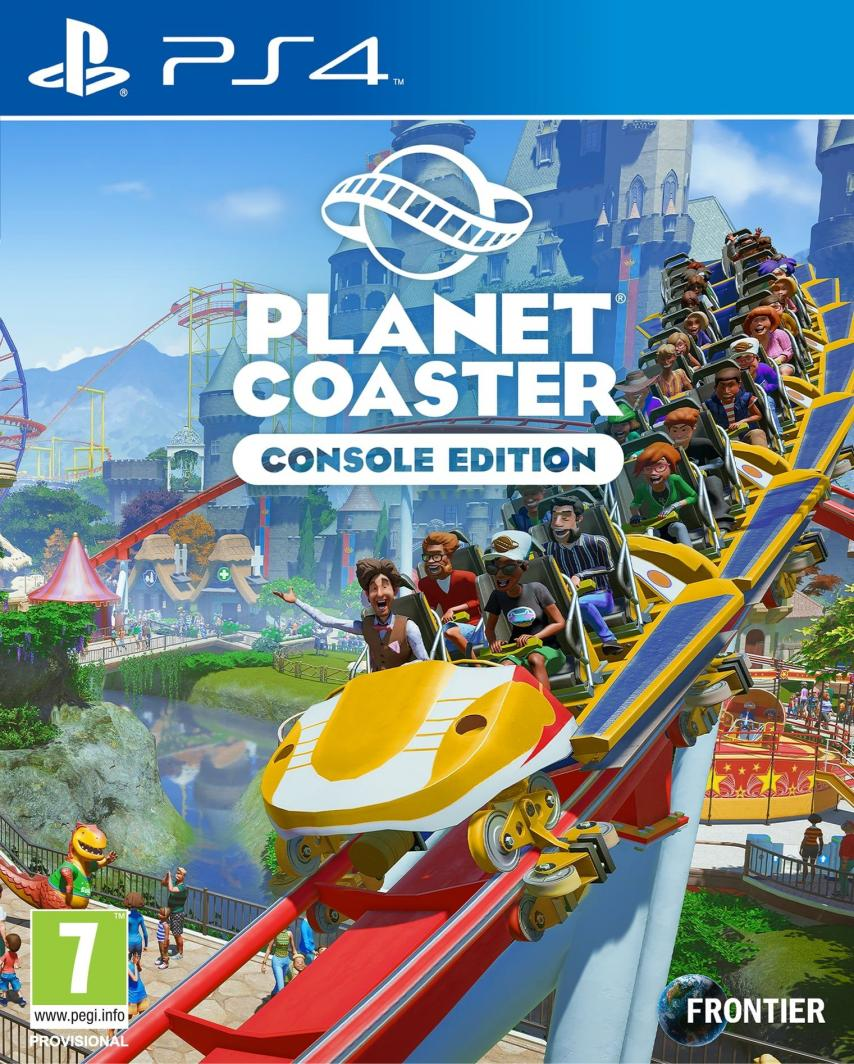 Planet Coaster Console Edition PS4 1