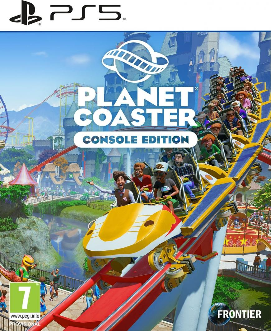 Planet Coaster Console Edition PS5 1