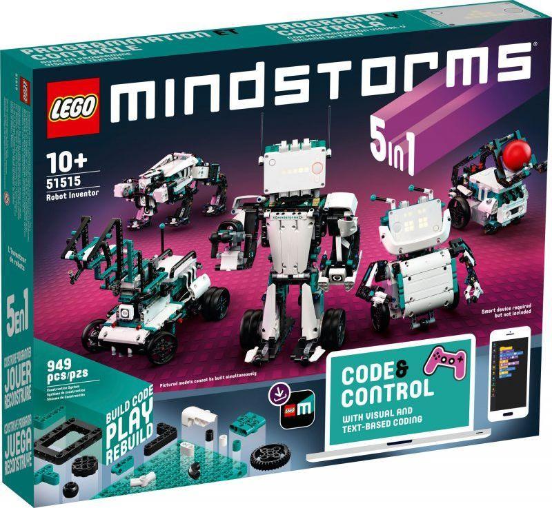 LEGO Mindstorms Wynalazca robotów (51515) 1
