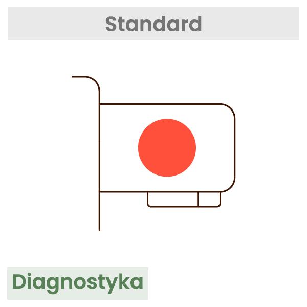 Test stabilności karty graficznej 1