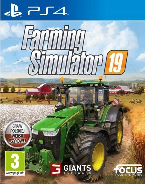 Farming Simulator 19 PS4 1