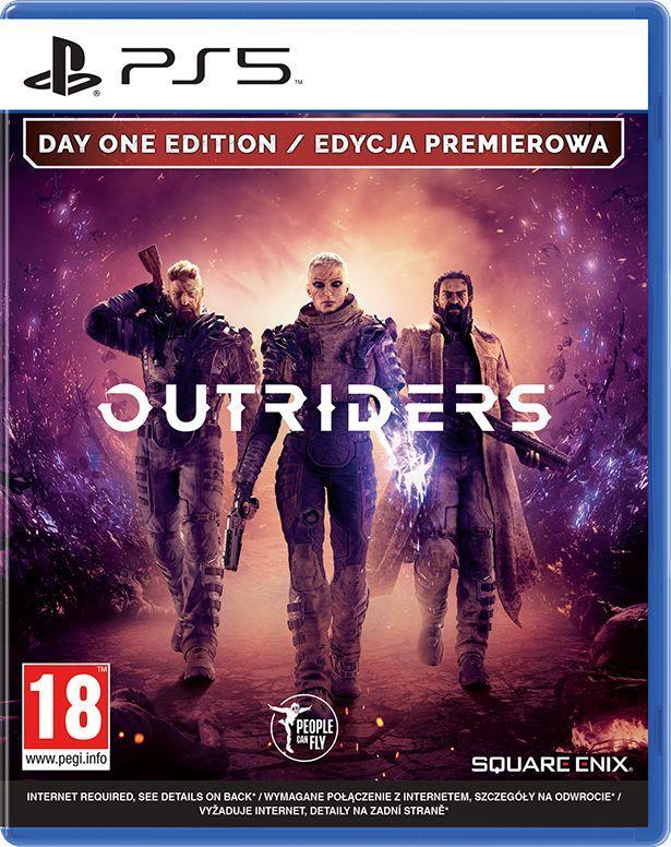 Outriders Day One Edition Edycja Premierowa PS5 1