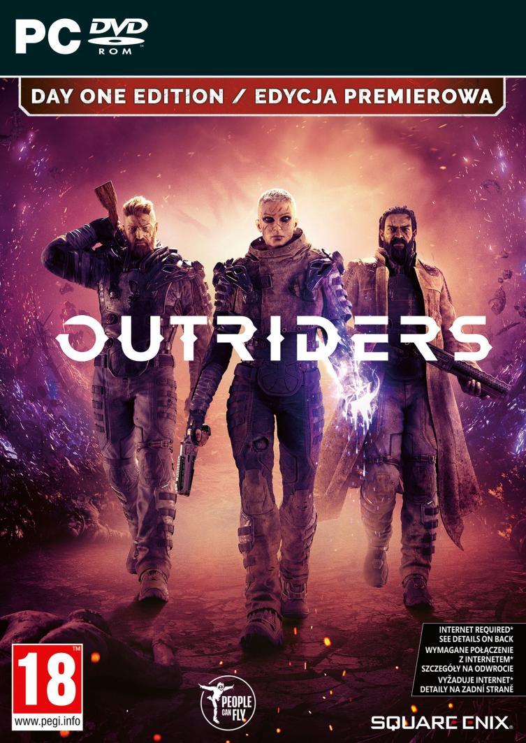 Outriders Day One Edition Edycja Premierowa PC 1