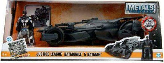 Dickie Auto RC Batmobile Justice League czarne 1