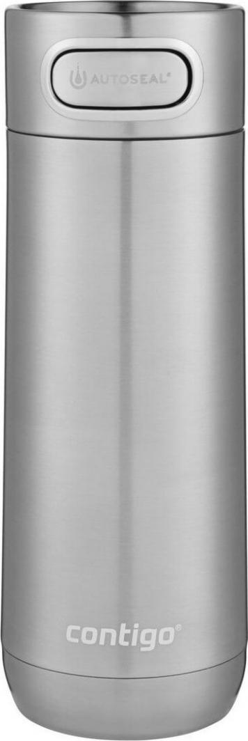 Contigo Kubek termiczny Luxe 470ml Stainless Steel (2115522) 1