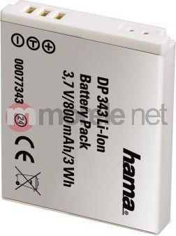 Akumulator Hama Akumulator 3,7V/800MAH, CANON NB-6L ( 773430000 ) 1