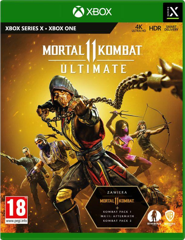 Mortal Kombat XI Ultimate Xbox Series X 1