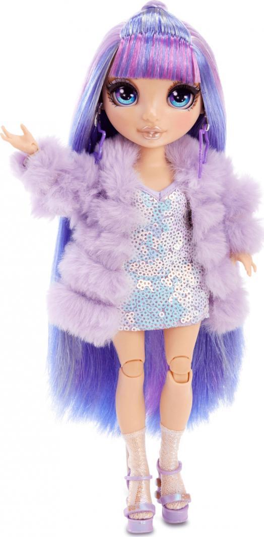 MGA Rainbow High Fashion Modna lalka Violet Willow (569602E7C/569602) 1