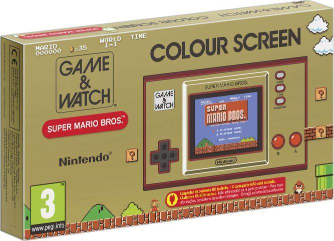 Nintendo Game & Watch: Super Mario Bros 1