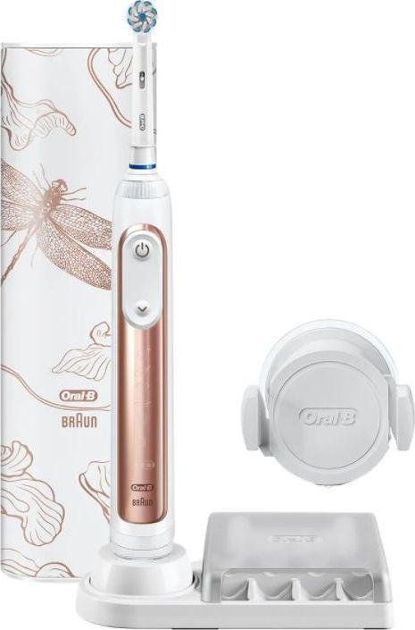 Oral-B Szczoteczka elektryczna Genius 10000 Rosegold Special Edition 1