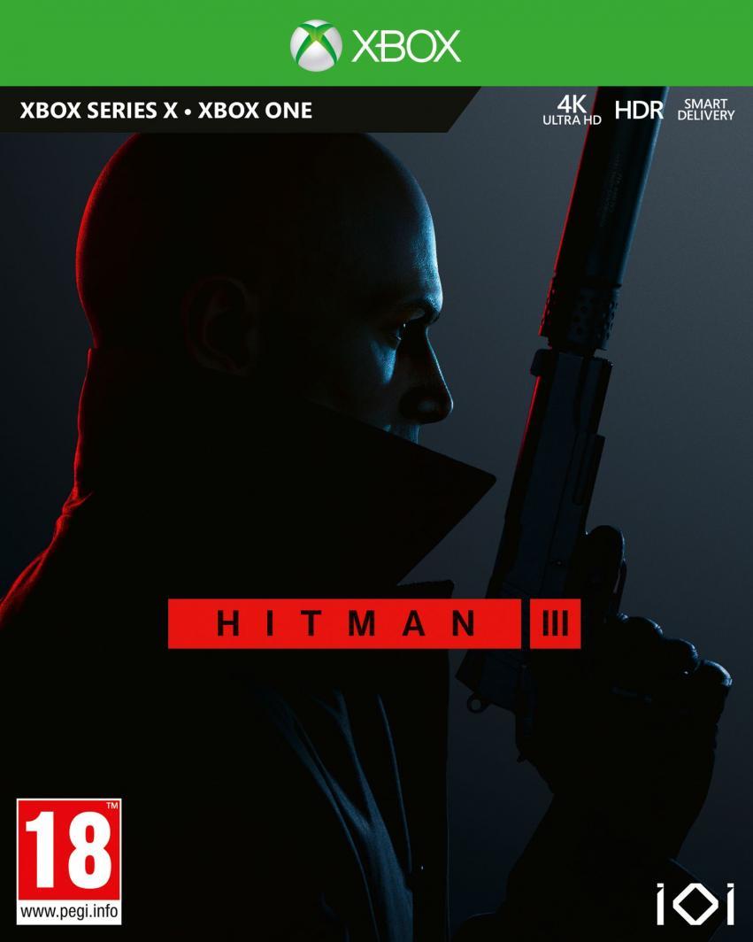 Hitman 3 Xbox Series X 1