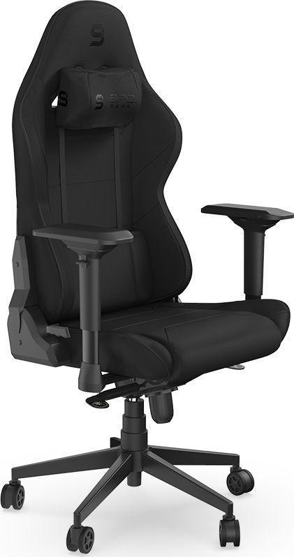 Fotel SPC Gear SR600F Czarny (SPG086) 1