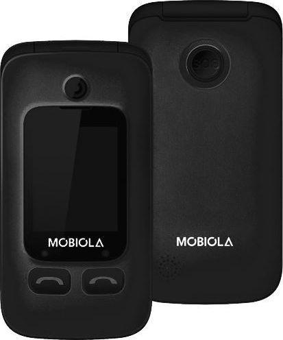 Telefon komórkowy Mobiola MB610 czarny 1