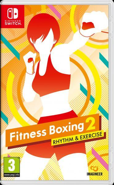 Fitness Boxing 2: Rhythm & Exercise Nintendo Switch 1